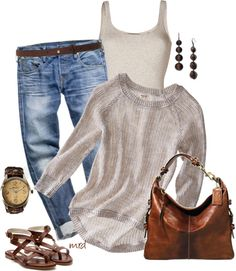 """""""spring sweater"""" by michelled2711 ❤ liked on Polyvore"""