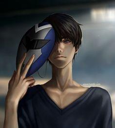 Kokonoe Arata (Zankyou no Terror).   Great anime :D