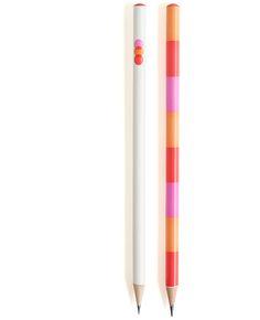 Spectrum Confetti pencil set | Pei Design.