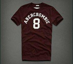 Vendre Pas Cher Homme Abercrombie Fitch Tee Shirts H0171 En ligne En France.