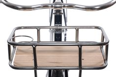 State Bicycle Co. - Front Basket & Rear Racks