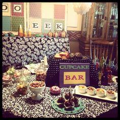 Cupcake Bar #cupcake #bar