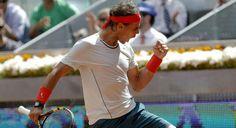 Grande, Rafa. Triunfo en el Madrid Open