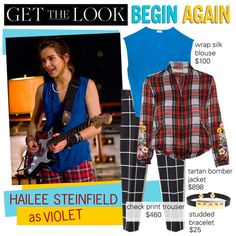Show us how to get the look of your favorite Begin Again star and you might win $1,000 to shop at Bloomingdale's: http://polyv.re/beginagainfilm