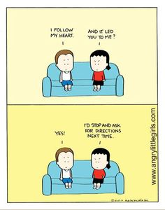 Angry little Asian girl -- my favorite comic and totally me!