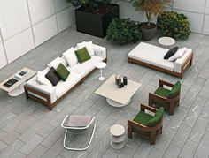 divano da giardino fatto in casa - Cerca con Google