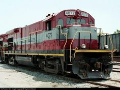 RailPictures.Net Photo: WTNN 4072 West Tennessee Railroad GE B23-7 at Jackson, Tennessee by Raymond Stewart