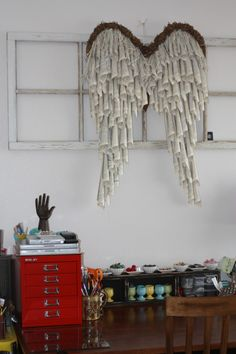 book paper wings  http://starhitchedwagon.blogspot.com