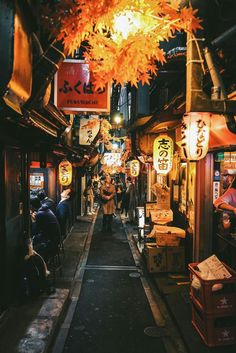 Tokyo alleyway concept for store in store underneath main floor on Bush Aesthetic Japan, City Aesthetic, Japanese Aesthetic, Japon Tokyo, Shinjuku Tokyo, Monte Fuji, Japon Illustration, Tokyo Night, Japan Street