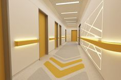 Liv hospital ulus-hall-by zoom/tpu healthcare architecture, healthcare design, Clinic Interior Design, Clinic Design, Best Interior Design, Design Offices, Office Designs, Healthcare Architecture, Healthcare Design, Architecture Design, Floor Design