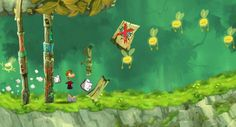 Rayman Jungle Run is  powered by the same UbiArt Framework engine that brought you Rayman Origins- Winner of numerous Game of the year and Platformer of the year awards .  The legendary platforming hero is making the jump your favorite mobile device!    Get it here for free >>http://gamingrocket.blogspot.com/2012/09/free-download-rayman-jungle-run-apk-for.html