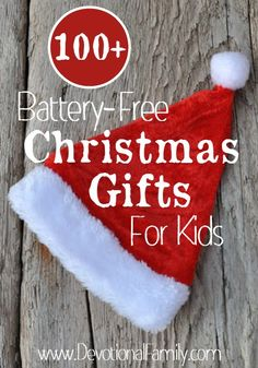 Wouldn't you like to ENJOY a Christmas where you don't need all of those toy batteries? Here's a list of battery-free Christmas gifts for kids! Free Christmas Gifts, Christmas Love, Christmas And New Year, All Things Christmas, Christmas Holidays, Christmas Crafts, Christmas Ideas, Xmas, Bible Study For Kids
