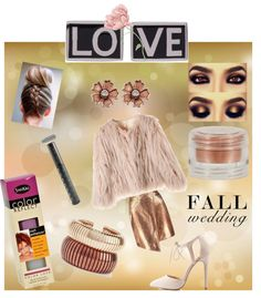 Stay warm in the fall weather with shimmering golds and copper at a wedding or just a glamorous night out! #EcoOrganicGoods