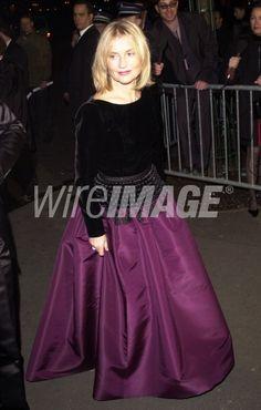Isabelle Huppert during Cesar Awards...