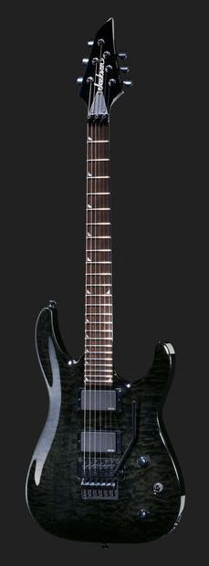 Jackson SLATXMGQ3-6 Solist TBK