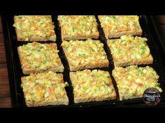 Kanapki na ciepło - Obżarciuch Guacamole, Zucchini, Food And Drink, Vegetables, Ethnic Recipes, Impreza, Ww Recipes, Vegetable Recipes, Veggies