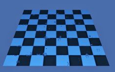 Simple Water Simulation with OpenGL, C++