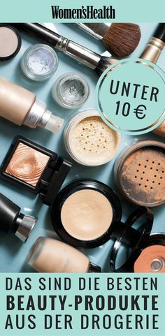 Die 9 besten Beautyprodukte unter 10 Euro Are cheap beauty products worse because they cost less? These drugstore favorites are even used by professionals Die 9 besten Beautyprodukte unter 10 Euro Beauty Secrets, Diy Beauty, Beauty Skin, Beauty Makeup, Beauty Hacks, Beauty Tips, Makeup Usa, Beauty Care, Maybelline