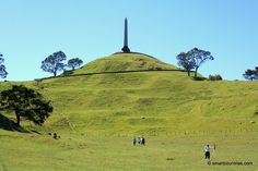 One Tree Hill, Auckland, New Zealand.