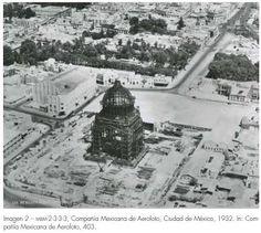 Resultado de imagen para fotos aereas antiguas del df