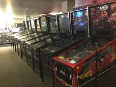 BALLLIN @ Pinballs Arcade