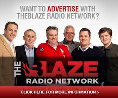 The Worldwide Services of TheBlaze Radio Network. Featuring Glenn Beck, Pat & Stu, Buck Sexton, Doc Thompson, Jay Severin, S.E. Cupp, Will Cain, Chris Salcedo & more! The Next Generation of Talk Radio.