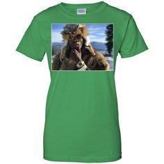 Migos Ladies Custom 100% Cotton T-Shirt
