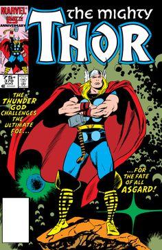 Thor Series Journey Into Mystery) comic books Marvel Comics Superheroes, Marvel Comic Books, Comic Books Art, Comic Art, Marvel Vs, Book Art, Caricature, Mystery, John Buscema