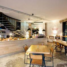 Shoreditch Grind Old Street - Best Coffee in London - Best Coffee Shops Best Coffee In London, London Coffee Shop, Best Coffee Shop, Coffee Shops, London Cafe, Coffee Bars, East London, Coffee Shop Design, Cafe Design