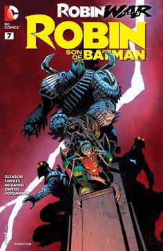 Robin: Son of Batman - DC Entertainment Son Of Batman, Batman Family, Batman Vs, Batman Robin, Dave Gibbons, Aquaman, Marvel Comics, Robin The Boy Wonder, Court Of Owls