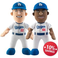 """<p>10"""" Player Plush Figure</p> <p>Officially licensed by Major League Baseball® and Major League Baseball Players Association.</p> <p>Conforms to safety requirements of ASTM F963.</p> <p>Recommended Ages 3+.</p> <p>Surface wash only.</p> <p>Made in China.</p>"""
