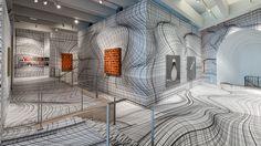 ING Art Center Brussels   Peter Kogler