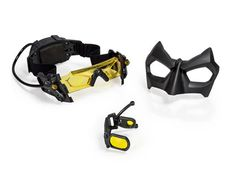 We like that the Batman Night Goggles by Spy Gear is good, clean, safe fun for our kids in the evening. They turn out the lights in their room and pretend to be Batman and Robin.