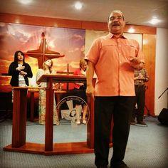 No confundas prosperidad financiera con prosperidad espiritual -Pastor Mizraim Esquilín #VidaAMEC #PrayerService