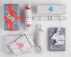 Casual Fridays inpakpapier Hotcoral | Inpak materiaal | Dreamkey Design