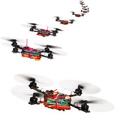 Tom O'Donnell imagines the world of commercial drone use.