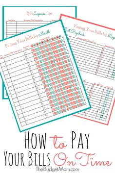 Are you having a hard time getting a handle on your bills? You are not alone. I am here to help you set up a one time solution to tackle those bill due dates. Download my FREE Bill Checklist Binder!