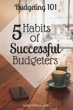 In our eighth installment on budgeting, we'll be crowd sourcing the best budgeting tips for successful budgeters from other personal finance experts around the web. If you've wanted to be a better budgeter and improve your budgeting habits, you won't want to miss this post!