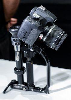 Varizoom Stealthy #NAB #NABSHOW #NAB2013 Photo Equipment, Video Photography, Tech, Fotografia, Technology, Tecnologia