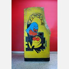 Vintage Pac-Man Arcade