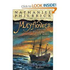 The Mayflower & the Pilgrims' New World by Nathaniel Philbrick 2013
