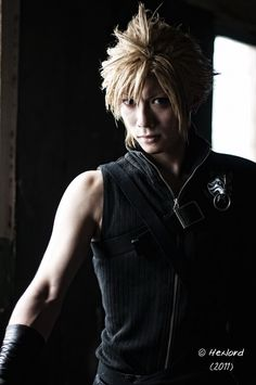 Final Fantasy VII- Cloud Strife