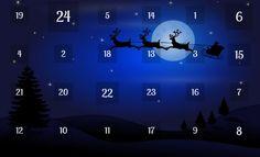 Balkonada adventi kalendárium 2019 : az adventi időszakban, pontosabban december 1 és 24 között adventi naptárba jelentett üzenetekkel jelentkezem Advent, Desktop Screenshot, December, Blog, Art, Art Background, Kunst, Performing Arts