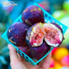 Ooey guey bites of HEAVEN!  These ripe figs are PERFECTION! ✨ My new nickname: The FullyRaw Figgy Little Piggy! Would anyone else like to join me in eating these?  www.rawfullyorganic.com