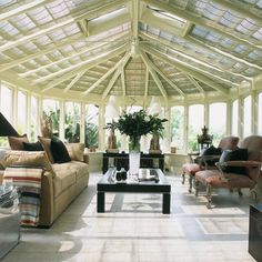 Dream team conservatory | Conservatories | Conservatory decorating ideas | PHOTO GALLERY | Housetohome.co.uk