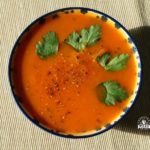 Pumpkin and carrot cream - diet of dr Dąbrowska - Fit Carrot Cream, Good Food, Yummy Food, Cooking Recipes, Healthy Recipes, Polish Recipes, Eating Plans, Vegan Vegetarian, Bon Appetit