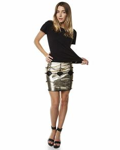 Sass Kylie Sequin Blouse 117
