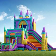 Best OEM Private Lable Inflatable Products Made by Gaptoy Bouncy House, Bouncy Castle, Little Girl Toys, Toys For Girls, Inflatable Water Park, Inflatable Island, Backyard Water Parks, Things That Bounce, Cool Things To Buy
