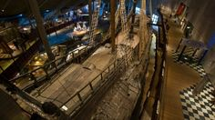 The Vasa Museum is one of the most popular attractions in Stockholm.Photo: Anneli Karlsson/Swedish Maritime Museums