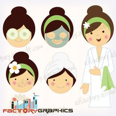 9 best spa clipart images on pinterest spa party spa and spas